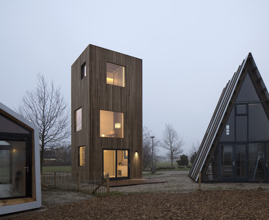 Micro House Slim Fit Ana Rocha Architecture Archdaily