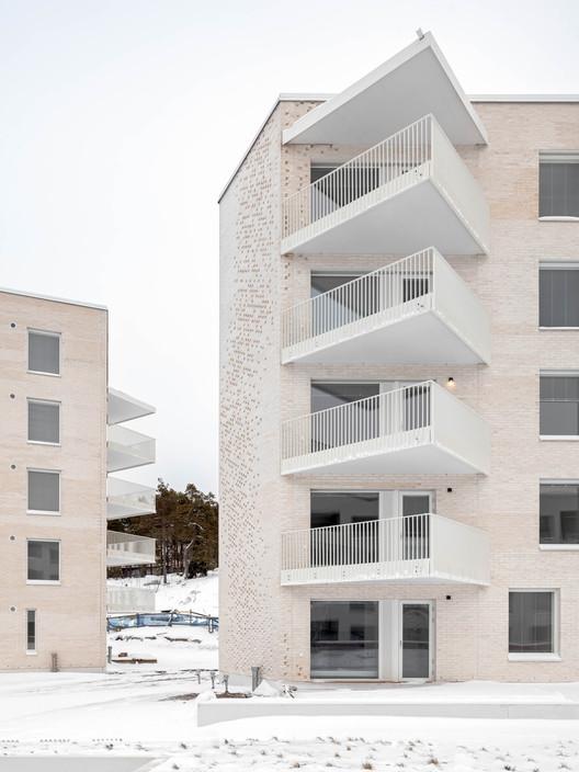 TU-170108-lorentzinpuisto-014 Lorentzinpuisto Apartments / Playa Architects Architecture