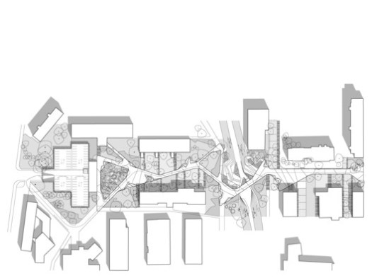 Promenade Plan / Enota. Image via Enota