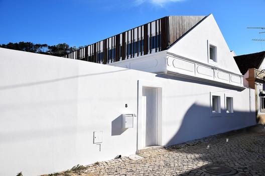 CP01 Fisherman's House / Ines Brandão Arquitectura Architecture