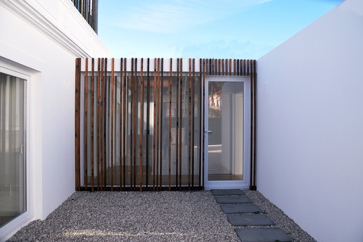 CP12 Fisherman's House / Ines Brandão Arquitectura Architecture
