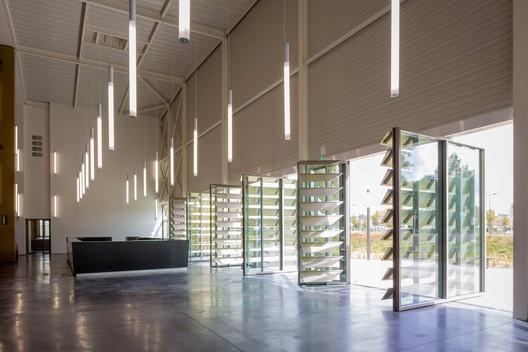 """_M4A0553 """"Les Fuseaux"""" Cultural Center / ANMA Architecture"""