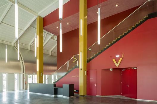 """_M4A0562 """"Les Fuseaux"""" Cultural Center / ANMA Architecture"""