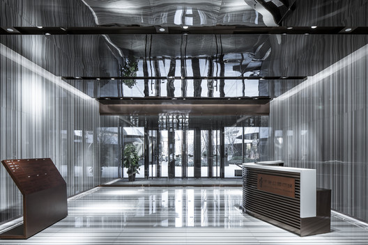 35 Chaoyang Park Plaza - Office Public Area Interiors / Supercloud Studio + MADA s.p.a.m. Architecture