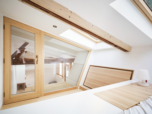 Wilda___Appart_Paris_XIV019__Copyright_David_Foessel Atelier_142 / Atelier Wilda Architecture