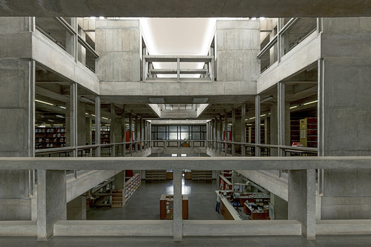 Indian Institute of Management, Bangalore . Image © VSF. Courtesy of the Pritzker Architecture Prize