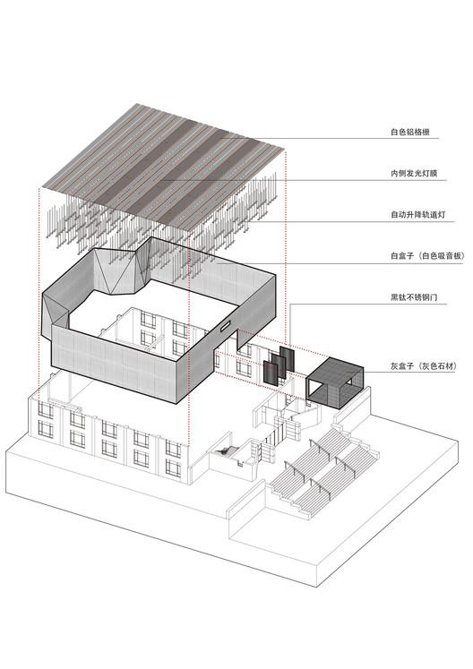 %E5%88%86%E6%9E%90%E5%9B%BE%E8%A7%A3 Renovation of the Multi-Function Hall in Central Academy of Fine Arts / Architecture School of CAFA Architecture