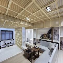 The Living Room With Sky Bar %e3%83%90%e3%82%a4%e3%83%88 Gold Coffee Tables Http Www Archdaily Com 890709 Boundaryless Inspiration Group 17 Gif Jpg 1520990710