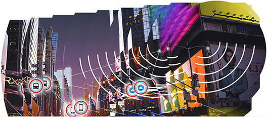 CitySense. Image Courtesy of UNStudio