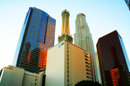 Att_building_LA City of Los Angeles Appoints Inaugural Chief Design Officer Architecture