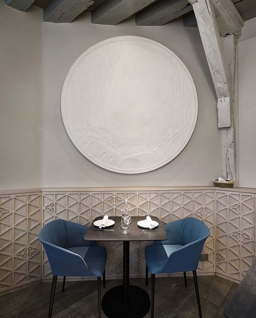 12_Restaurant_Yoshinori_-_Rez_de_chausse%CC%81e_(8) Restaurant Yoshinori / Alia Bengana architecte dplg + Atelier BEPG SASU d'Architecture Architecture