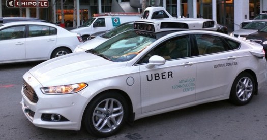 © <a href='https://commons.wikimedia.org/wiki/File:Uber_self_driving_car.jpg'>Wikimedia user Diablanco</a> licensed under <a href='https://creativecommons.org/licenses/by-sa/3.0/deed.en'>CC BY-SA 3.0</a>
