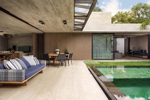 IMG_6525_copy Jardins House / Drucker Arquitetos e Associados Architecture