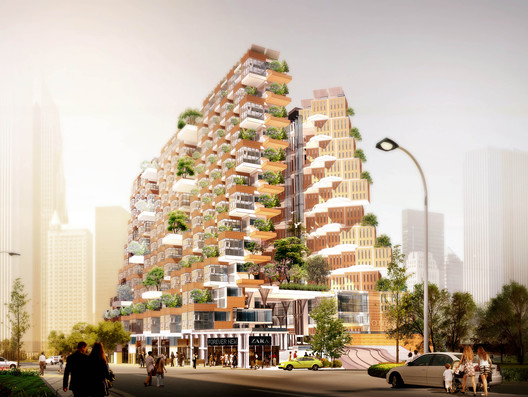 04._Street_view Bee Breeders Announces Winners of Sydney Affordable Housing Challenge Architecture