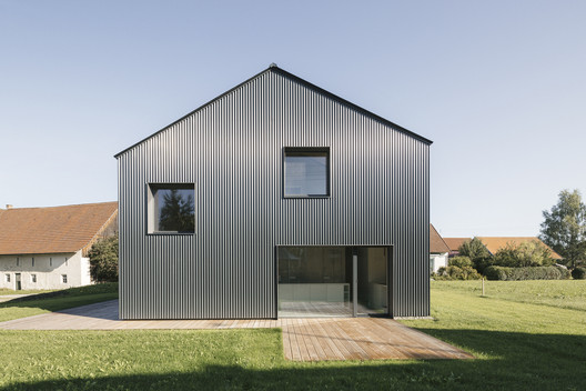 ANA_view_south ANA / Christian Groß architecture Architecture