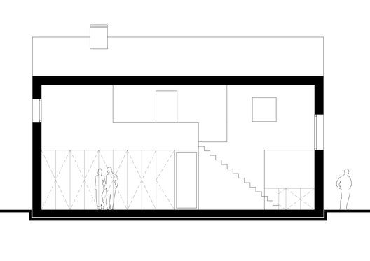 ANA_section_2 ANA / Christian Groß architecture Architecture