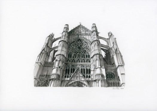 Cattedrale di Beauvais. Courtesy Lorenzo Concas