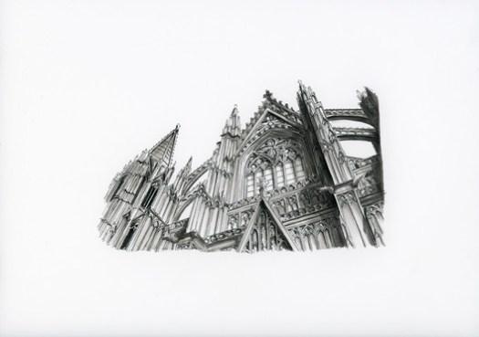 Duomo Di Colonia. Courtesy Lorenzo Concas