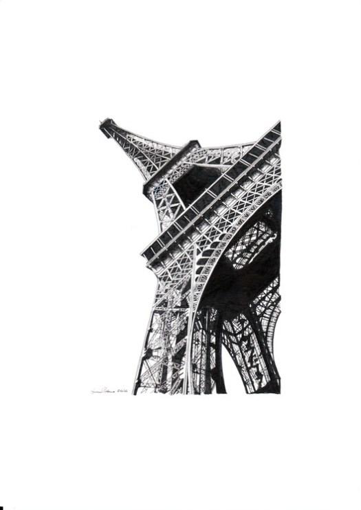 Tour Eiffel. Courtesy of Lorenzo Concas