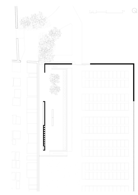 PLAN_3 Cemetery Extension / A6A Architecture