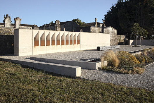 A6A_033_14 Cemetery Extension / A6A Architecture