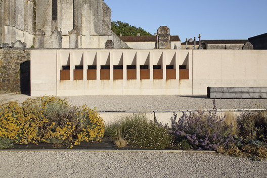 A6A_033_17 Cemetery Extension / A6A Architecture