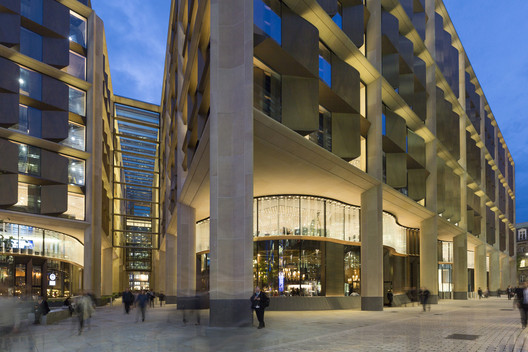 Bloomberg__London_2292_Aaron_Hargreaves_PRESSIMAGE_1 93-Building Shortlist Announced for 2018 RIBA London Awards Architecture