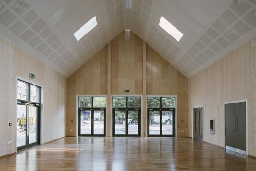 Grange Primary School / Maccreanor Lavington. Image © Tim Crocker