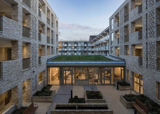 Hazelhurst_Court_2618_Tim_Crocker_PRESSIMAGE_1 93-Building Shortlist Announced for 2018 RIBA London Awards Architecture