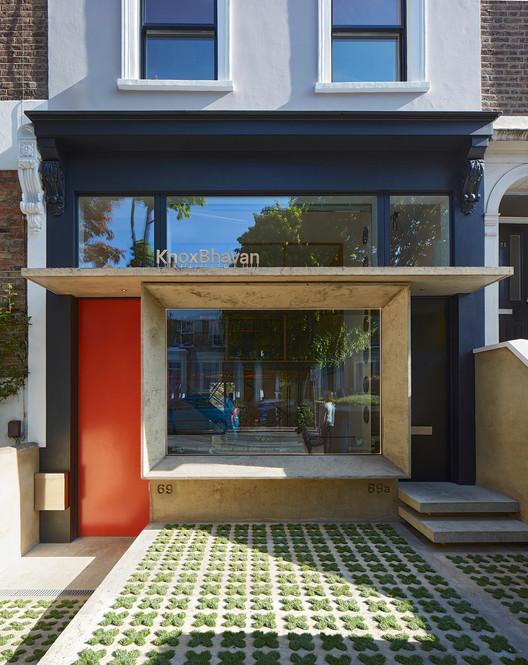 Knox_Bhavan_Studio_2266_Dennis_Gilbert_PRESSIMAGE_1 93-Building Shortlist Announced for 2018 RIBA London Awards Architecture