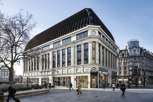 LSQ London / Make Architects. Image © Robin Gautier