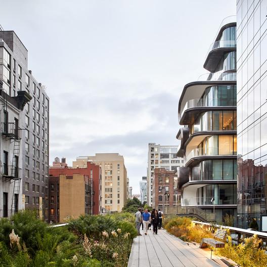 06_ZHA_520_W_28th_Street_%C2%A9Hufton_Crow 520 West 28th / Zaha Hadid Architects Architecture