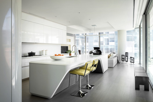 ZHA_520W28St_Unit20_%C2%A9SFrances_05 520 West 28th / Zaha Hadid Architects Architecture