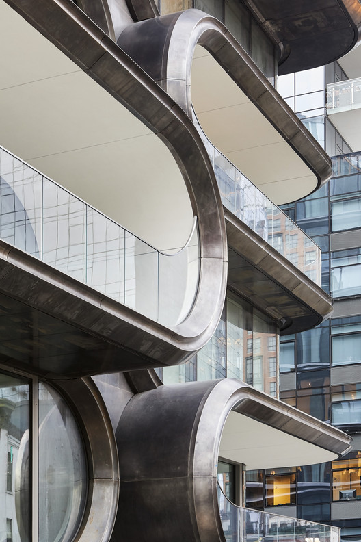 14_ZHA_520_W_28th_Street_%C2%A9Hufton_Crow 520 West 28th / Zaha Hadid Architects Architecture