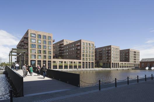 Royal_Albert_Wharf_P_2779_Tim_Crocker__PRESSIMAGE_2 93-Building Shortlist Announced for 2018 RIBA London Awards Architecture
