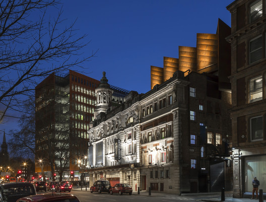 Shaftesbury_Theatre_2507_Peter_Cook_PRESSIMAGE_1 93-Building Shortlist Announced for 2018 RIBA London Awards Architecture