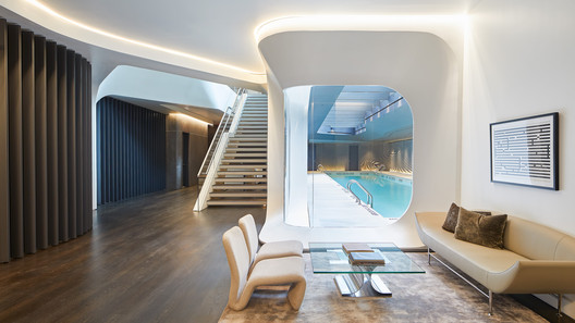 20_ZHA_520_W_28th_Street_%C2%A9Hufton_Crow 520 West 28th / Zaha Hadid Architects Architecture
