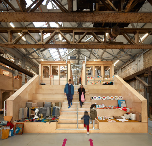 The_Forge_2432_Alan_Williams__PRESSIMAGE_2 93-Building Shortlist Announced for 2018 RIBA London Awards Architecture