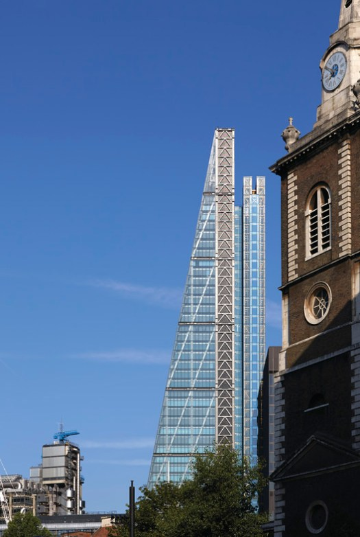 The Leadenhall Building / Rogers Stirk Harbour + Partners. Image © Richard Byrant