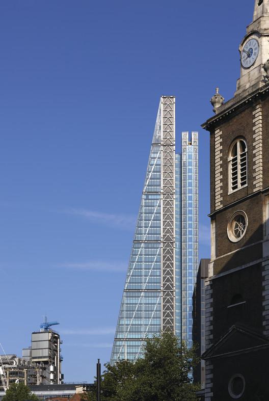 The_Leadenhall_Build_2252_Richard_Byrant_PRESSIMAGE_1 93-Building Shortlist Announced for 2018 RIBA London Awards Architecture