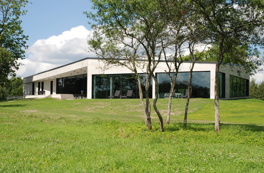 SVA2 Holiday House - Deer / Sintija Vaivade_Arhitekte Architecture