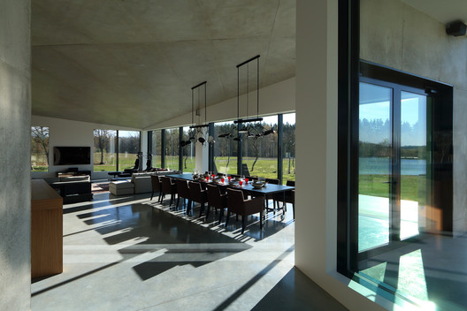 SVA6 Holiday House - Deer / Sintija Vaivade_Arhitekte Architecture