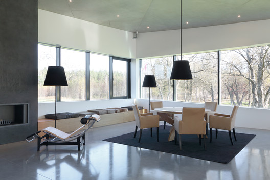 SVA8 Holiday House - Deer / Sintija Vaivade_Arhitekte Architecture