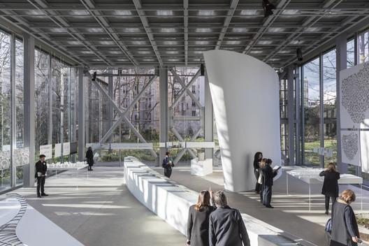 copyright_laurianghinitoiu_fondationcartier_junyaishigami-01-6823 Laurian Ghinitoiu Captures Dreamlike Nature of Junya Ishigami's Work at Fondation Cartier in Paris Architecture