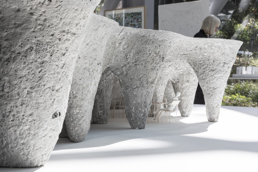 copyright_laurianghinitoiu_fondationcartier_junyaishigami-05-7192 Laurian Ghinitoiu Captures Dreamlike Nature of Junya Ishigami's Work at Fondation Cartier in Paris Architecture