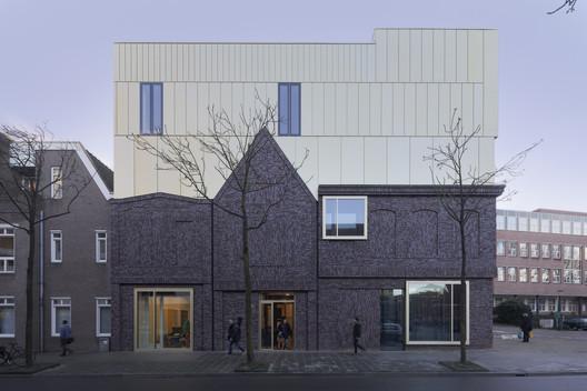 Prince_Claus_Conservatory_facade Prince Claus Conservatory / BDG Architects Architecture