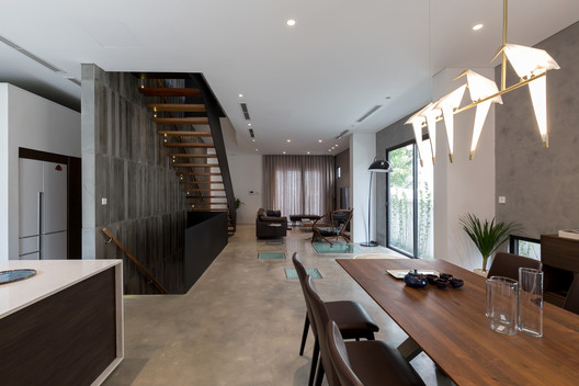 HP6_interior_02 HP6 House / AHL architects Architecture