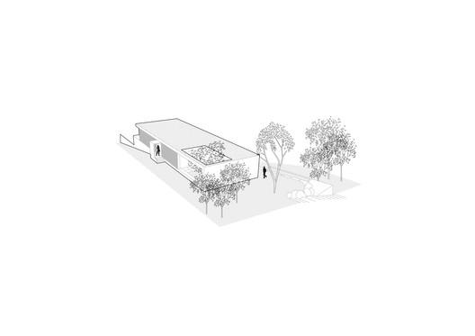 AXO_2 Holm Oak's House / Aranguren&Gallegos Arquitectos Architecture