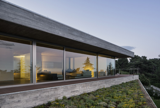 JG615ESCORIAL_69 Holm Oak's House / Aranguren&Gallegos Arquitectos Architecture