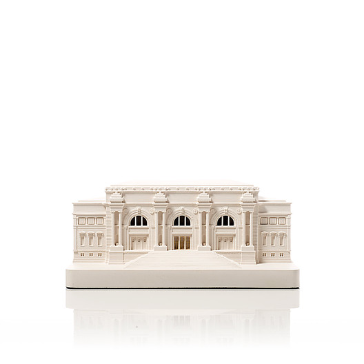 metropolitan-museum-spin-01 Chisel & Mouse Recreates Miniature Architectural Icons Perfect for Your Coffee Table Architecture